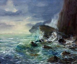 Морски пейзаж 49 L