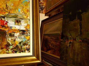 Авторски маслени картини - Александър Асенов