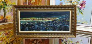 """градски пейзаж - """"От високо"""" от Александър Асенов"""